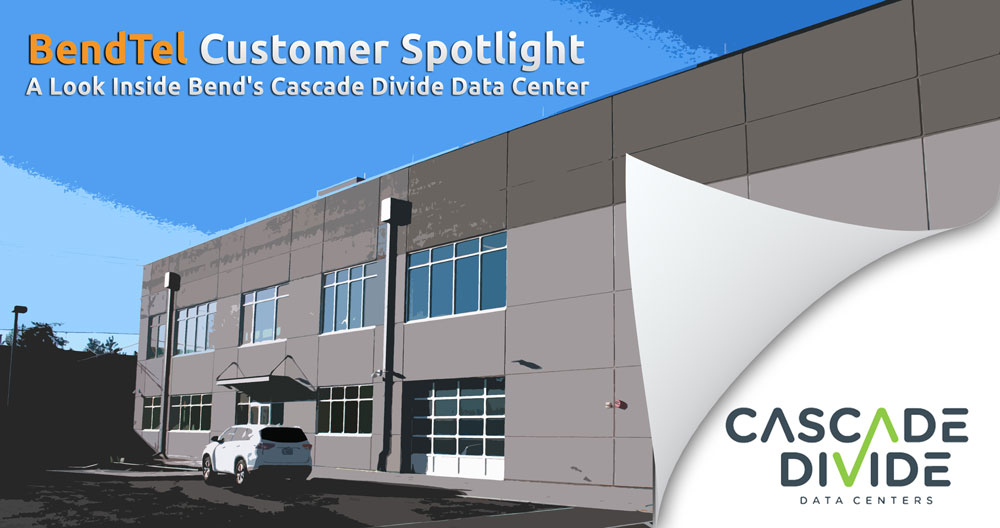 Cascade Divide Data Center