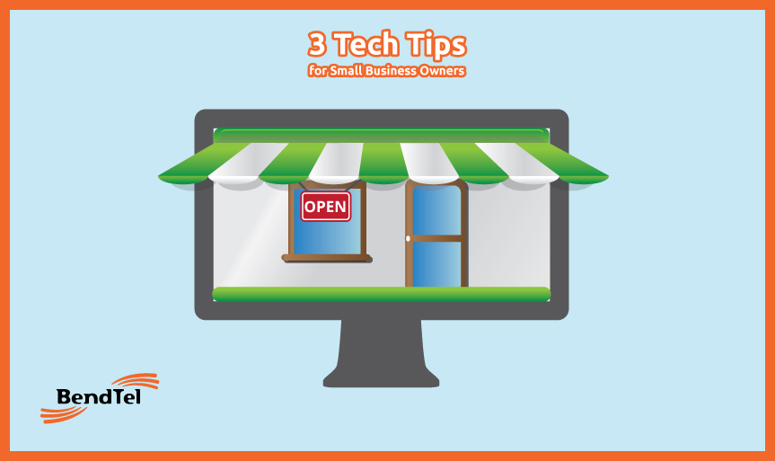 "3 Tech ""Makeover"" Tips for Small Business Owners"