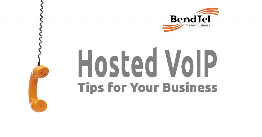 Hosted VoIP - with Logo